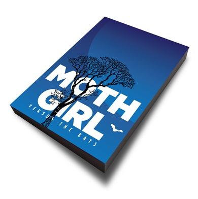 Moth Girl mock-up