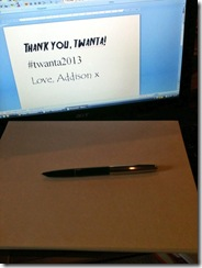 addison_crow Gorgeous pen and parchment paper  thank you mysterious gifter x