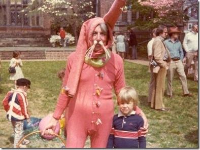 awkward,bunny,creepy,easter,oldphoto,rabbit-0c1d4e3826b2c4b5eab522742b1c3b9c_h