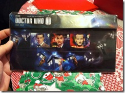 butmadnnw This was my 1st glimpse of my brilliant #twanta2013. I'd've been happy w these 3. Then I started unfolding it!