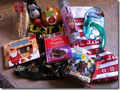 _captain_doodle Thanks, #twanta2013, whoever you are. Amazing bumper haul of goodies