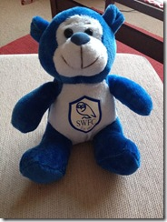 mallrat_uk My #TWANTA2013 #twanta present is perfect. An SWFC bear for my unborn son.