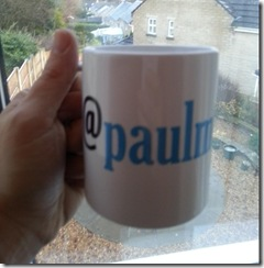 _paulmooreesq Thank you to my #twanta for my present!  It's ace! Such a lot of thought went into it!  Have a great Christmas