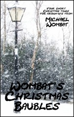 Wombat's Christmas Baubles cover