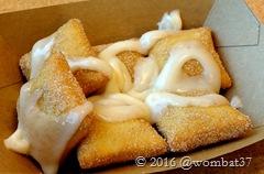 Mexican doughnuts