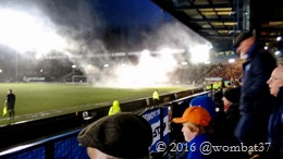 Gigg Lane is a smoke-free stadium