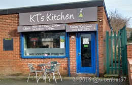 Great place to eat - get there before 1:30 for hot food though