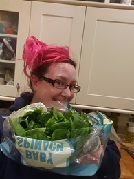 BIG spinach