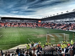 Inside Bloomfield Road