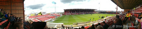 County Ground panorama