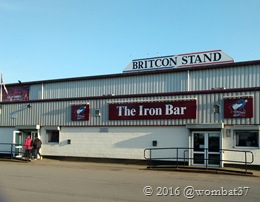 The Iron Bar :-)
