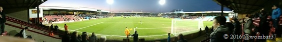 Glanford Park panorama