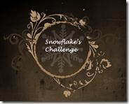 Snowflake's Challenge logo