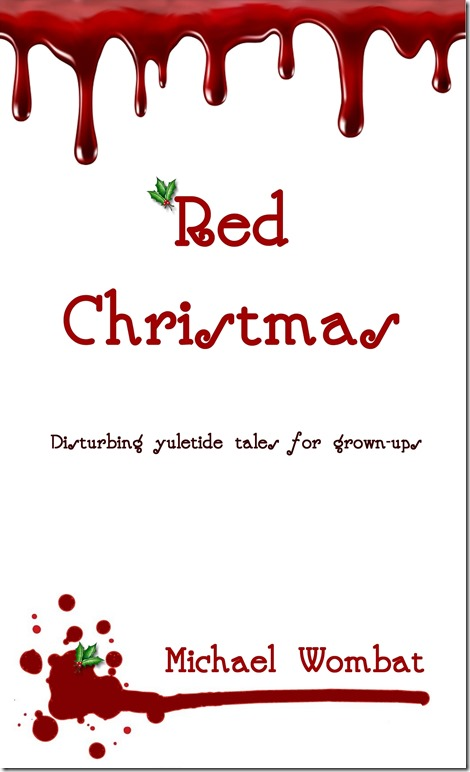 Red Christmas new cover